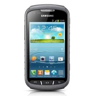 Samsung anuncia Galaxy Xcover, smartphone com proteção à prova d'água