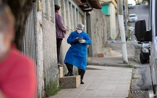 Belo Horizonte no enfrentamento da pandemia do novo coronavírus após superlotar os hospitais