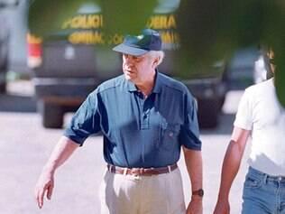 Justiça liberta o ex-juiz Nicolau dos Santos Neto