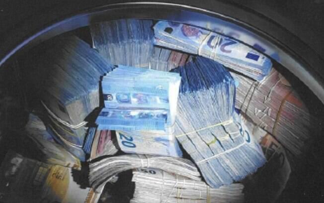 Suspeito é preso por 'lavagem de dinheiro' diferente na Holanda