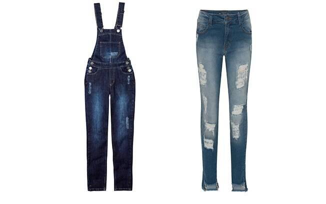 Jeans de Inverno