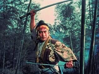 Parceiro de Kurosawa, Toshiro Mifune se tornou o protótipo do samurai