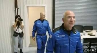 Jeff Bezos oferece US$ 2 bilhões à Nasa
