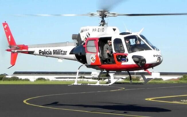 PM cai de helicóptero no interior de SP