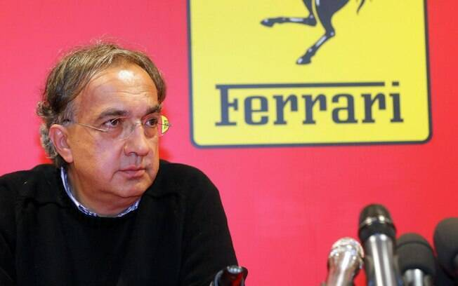 Sergio Marchionne, presidente da Ferrari