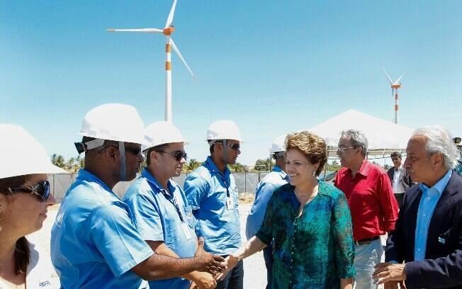 Líder em energia eólica na América do Sul, o Brasil adicionou 2 GW de capacidade à sua matriz energética em 2018