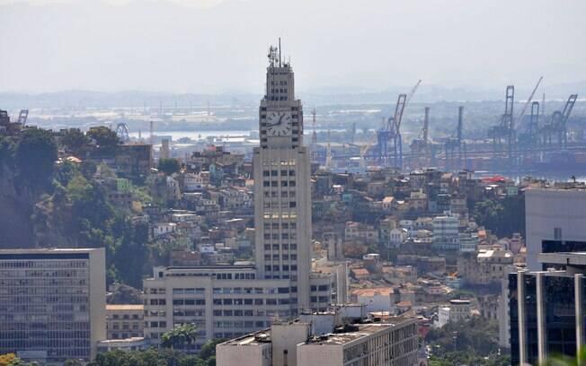 Central do Brasil recebe maioria dos trens do Rio de Janeiro
