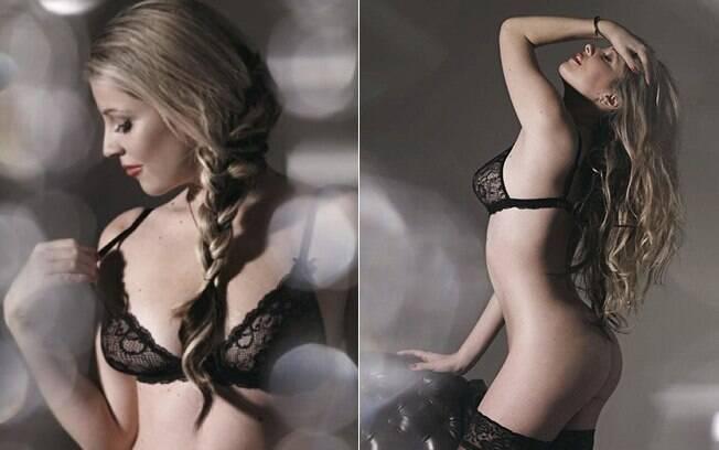 Fernanda Tedeschi, cunhada de Michel Temer, que assinou contrato com a Playboy mas desistiu de posar nua