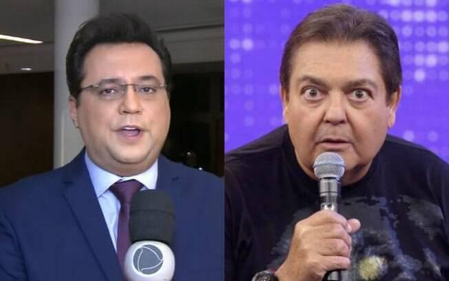Geraldo Luís e Faustão