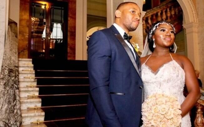 Sandra Igwe conta que para fazer casamento dos sonhos foi necessário realizar cinco cerimônias e usar 13 vestidos