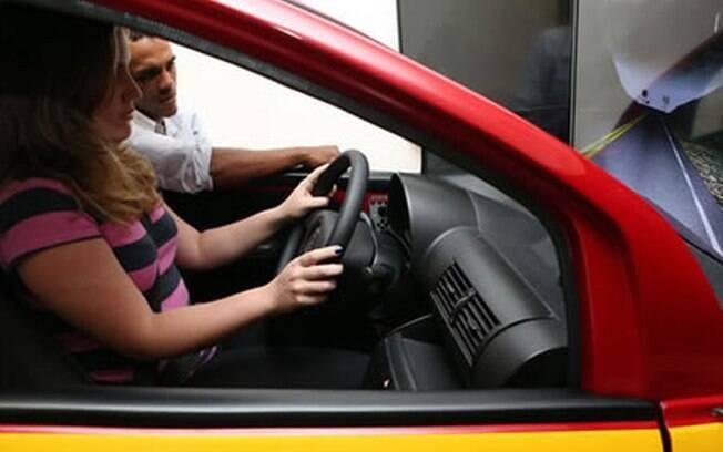Aulas em simuladores deixarão de ser obrigatórias para a obtenção da carteira de motorista