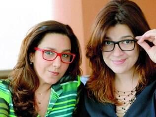 """Dupla. Renata Castro Barbosa e Luciana Fregolente levam agora """"Alucinadas"""" para a televisão"""