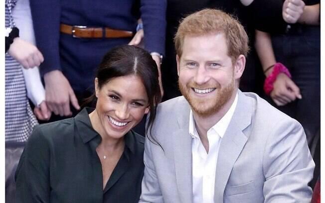 Harry e Meghan viajarão para a África e visitarão legado da Princesa Diana
