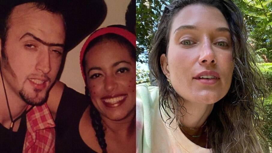 Samantha Schmütz comenta em post de Pugliesi sobre morte do amigo Paulo Gustavo