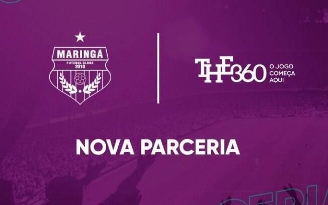 Maringá FC fecha parceria com instituição de ensino da área esportiva