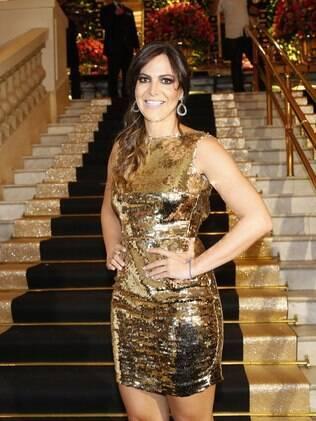 Carol Sampaio celebra aniversário no Copacabana Palace