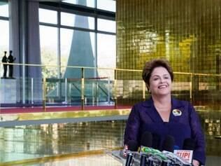Dilma diz que abordagem a Lobão Filho será investigada