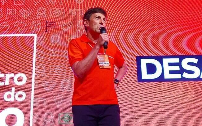 Presidente do Novo, Amoêdo falou sobre a situação do ministro Salles na sigla