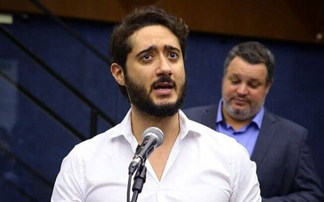 Vereador de Belo Horizonte Gabriel Azevedo