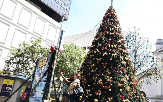 Sexta de Natal amanhece nublada e com clima ameno em Campinas