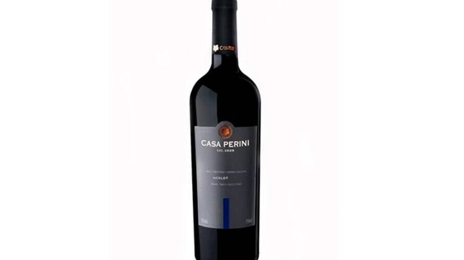 Vinho brasileiro Casa Perini