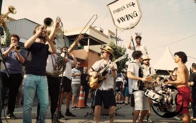 Segunda edição do Madri Gras do Sol Botequim, agita as ruas do Brooklin