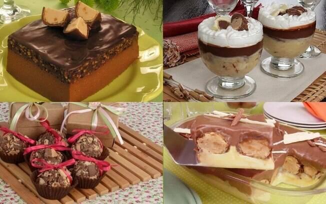 4 sobremesas espetaculares com Sonho de Valsa®