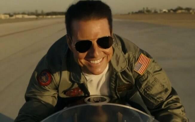 Tom Cruise volta ao papel de Maverick na sequência de