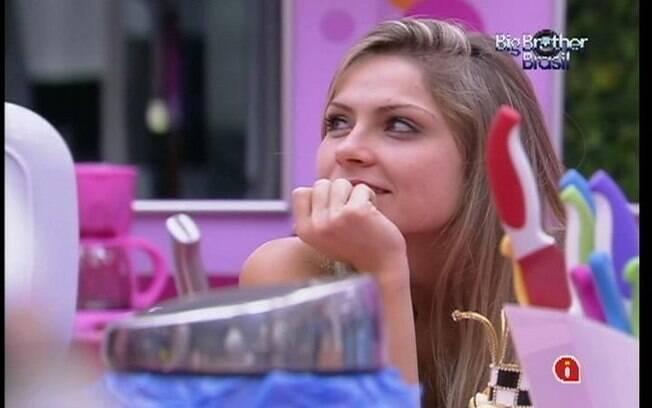 Renata afirma que Floresta teve mais integrantes eliminados