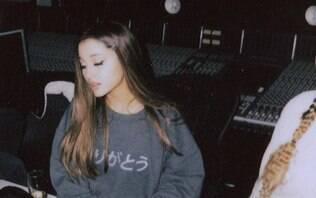 Ariana Grande lança nova música e fala sobre novo álbum