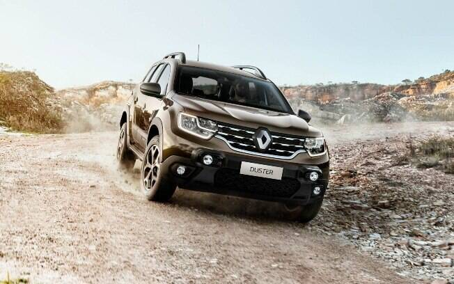Renault Duster foi renovado e passou a ficar com desenho mais arrojado sem deixar de lado a robustez