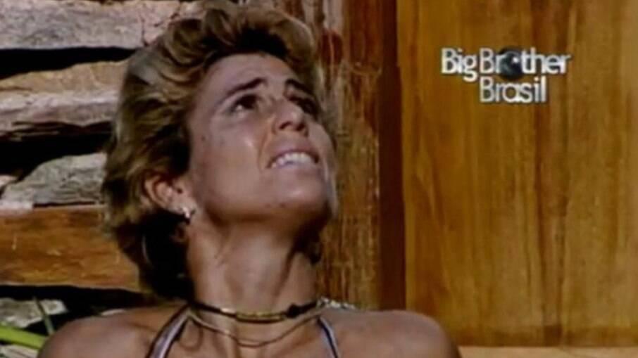 Cida se compara com Camilla de Lucas