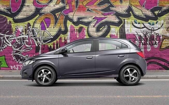 Chevrolet Onix: o tricampeão de vendas nas concessionárias começa a ficar muito forte também no mercado de usados e ocupa a segunda posição