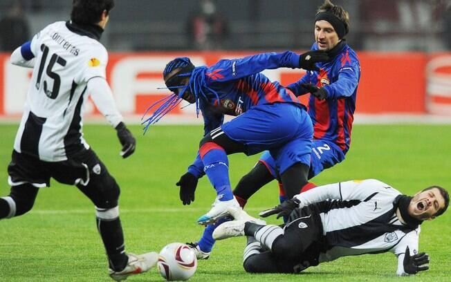 Vágner Love vai retornar ao CSKA. Será a  terceira passagem pelo clube russo