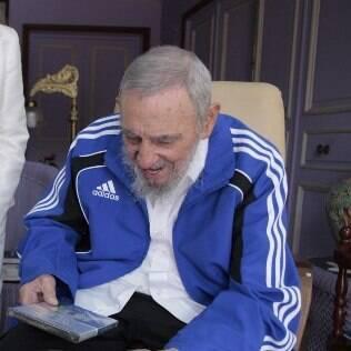 Fidel fará 90 anos de idade em agosto