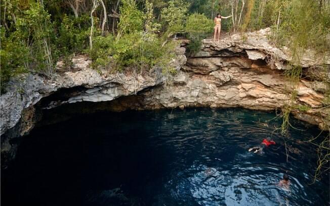 Andros, Exuma e Eleuthera fazem parte do arquipélago das Bahamas formado por mais de 700 ilhas