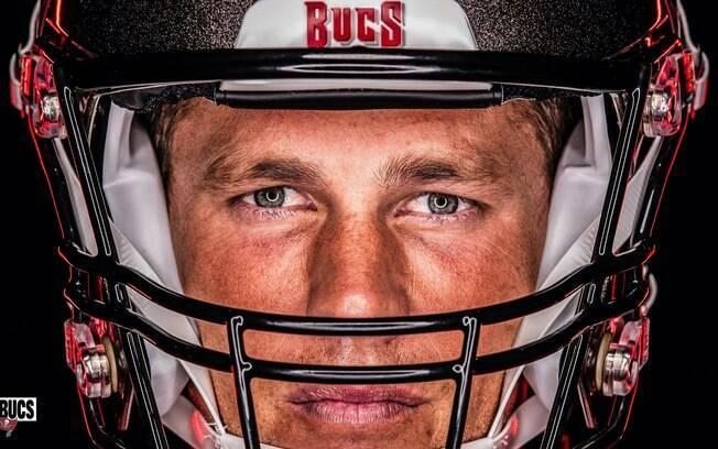 Tom Brady é um dos maiores jogadores de futebol americano