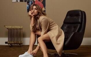 """Sasha confessa que se incomodava com a fama: """"Minha atitude era fugir"""""""