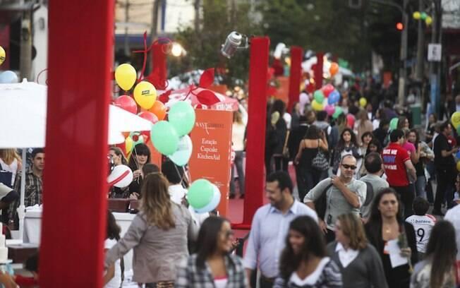 Evento paulistano com atividades ao ar livre deve reunir mais de 16 mil pessoas neste sábado
