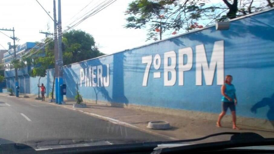 Confronto aconteceu entre criminosos e PMs do 7ºBPM (São Gonçalo)
