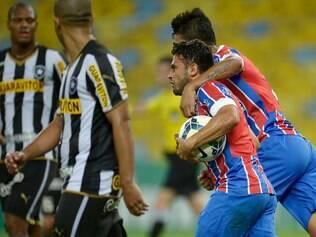 Bahia prevalece sobre o Botafogo