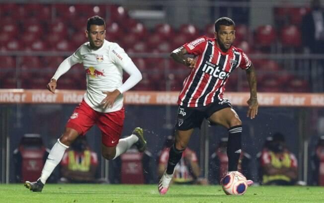 São Paulo x RB Bragantino