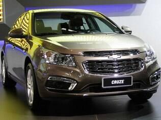 GM lança novo Cruze e Spin Activ