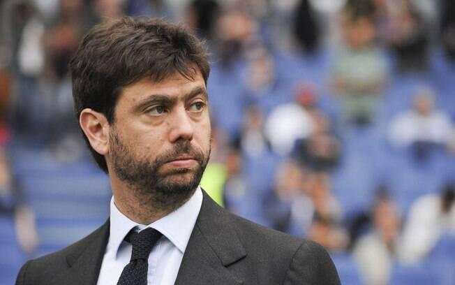 Andrea Agnelli, presidente da Juventus, é um dos que podem ser ouvuidos
