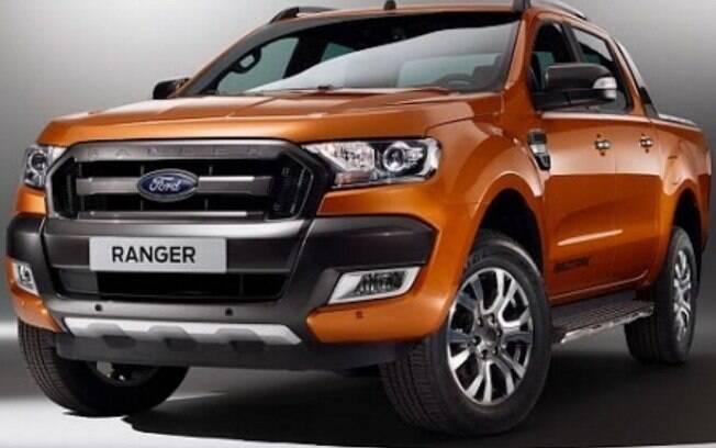 Entre os SUVs e picapes mais imponentes, a Ranger Wildtrack poderá ser produzida também na América do Sul