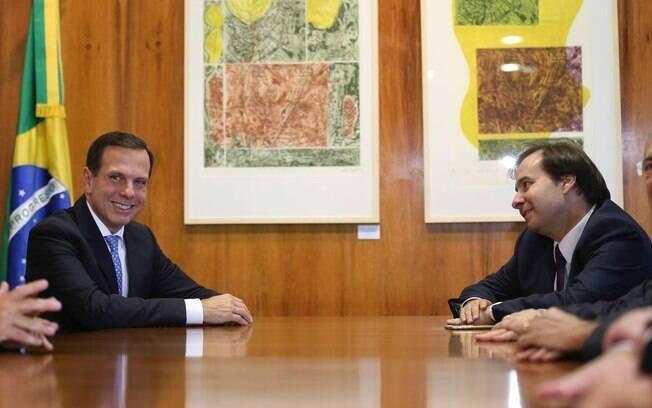 Rodrigo Maia (DEM) defende que Centrão tenha uma candidatura única em 2022