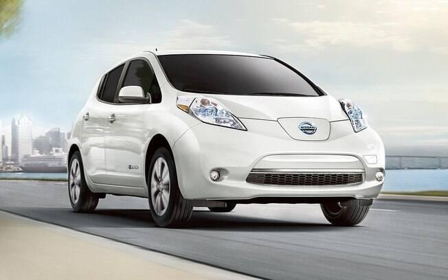 Nissan Leaf: o carro elétrico mais vendido do mundo é referência para o mercado automotivo em praticidade e tecnologia