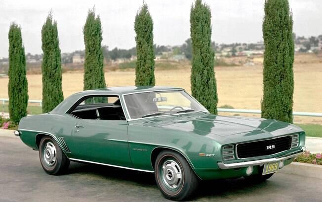 Chevrolet Camaro 1969 foi roubado em 2003 na oficina do proprietário; veja os detalhes