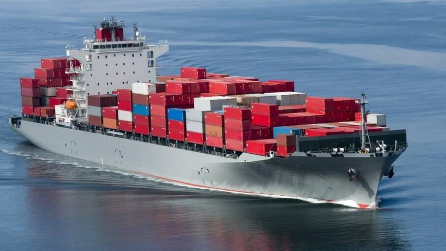 O navio prestava serviços para a Companhia Brasileira de Offshores