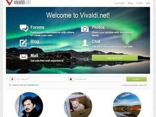 Vivaldi está atraindo usuários com dados criptografados e a promessa de não utilizar mensagens privadas para gerar publicidade
